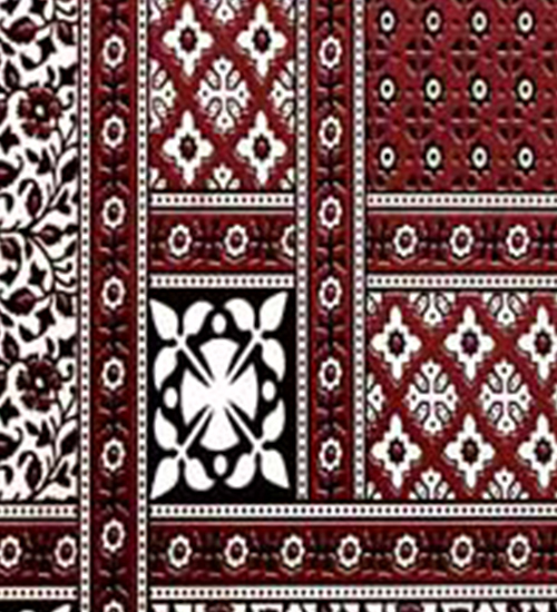 6078 Ajrak Patex Lamination