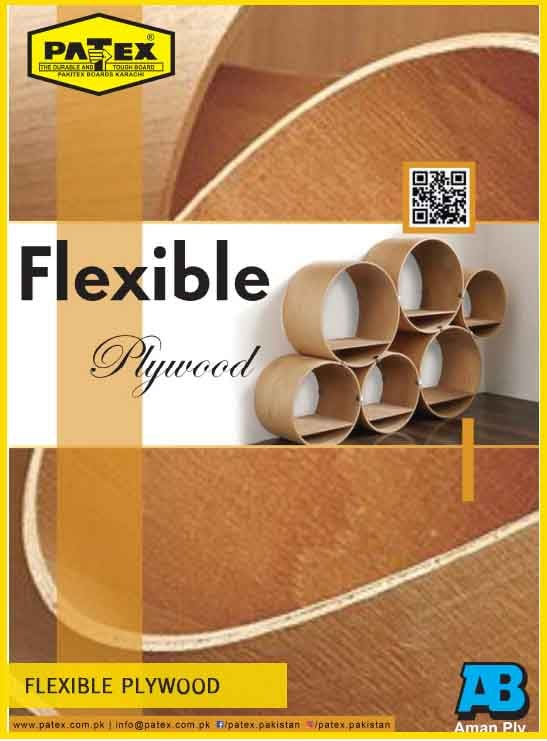 Flexible Plywood-Feature-patex